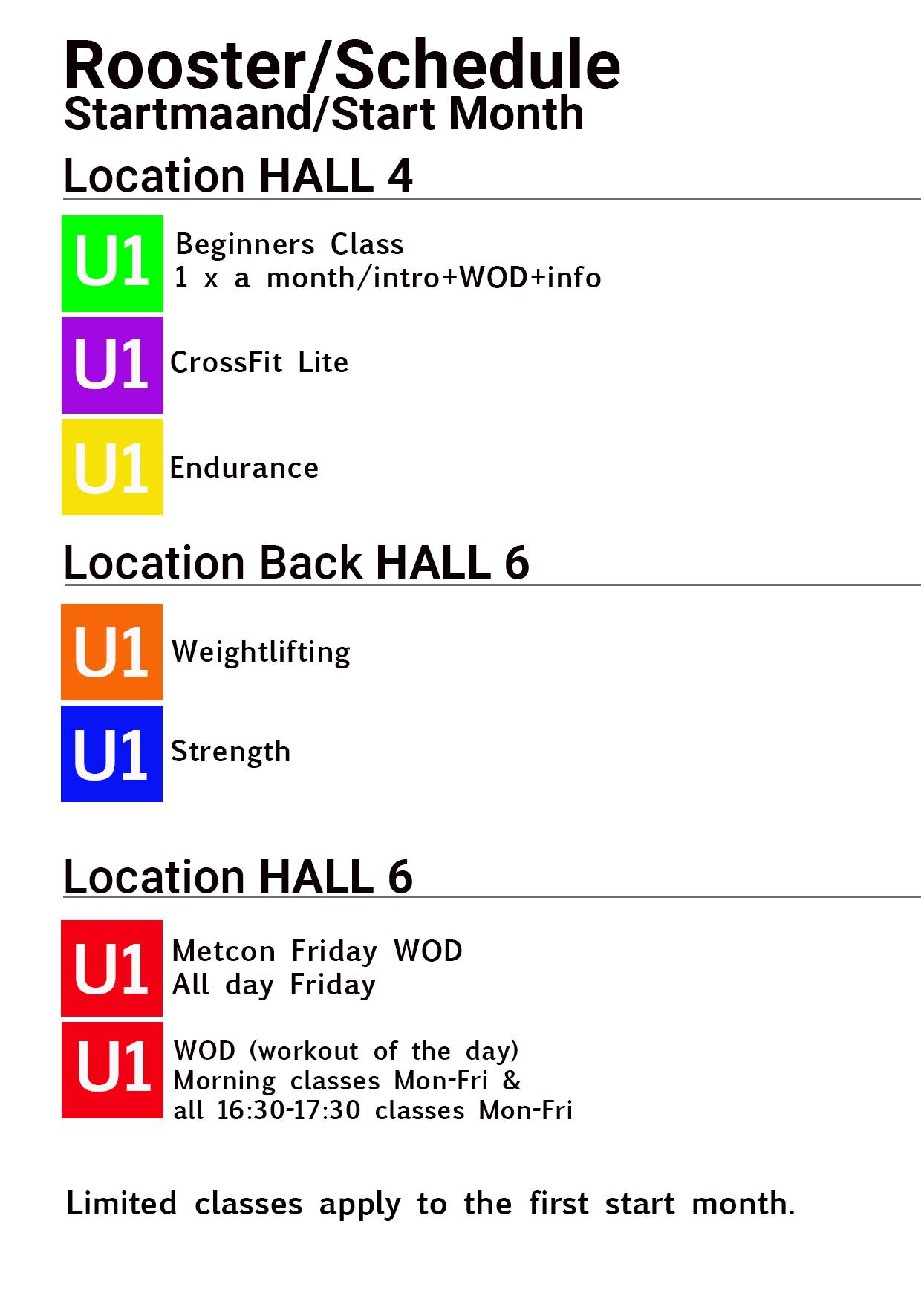 Getting Started with CrossFit @ U1 - Crossfit U1